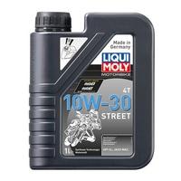 Dầu nhớt Liqui Moly 4T SYNTHETIC 10W-30 Street 1L
