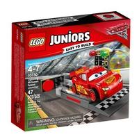 Mô hình Lego Junior 10730 - Khởi Đầu Đường Đua Của McQueen