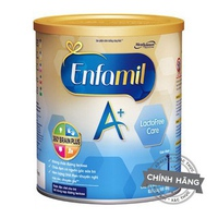 Sữa Enfamil A+1 LactoFree Care 400g 0-12 tháng
