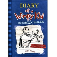 Diary Of A Wimpy Kid (Tập 1-2)