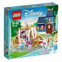 Mô hình Lego 41146 - Cỗ xe thần kỳ của lọ lem