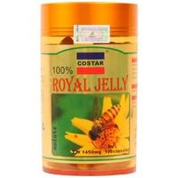 Viên Uống Sữa Ong Chúa Costar Royal Jelly Soft Gel Capsules 1450mg