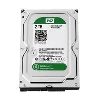Ổ cứng HDD Western Digital 2TB Green 3.5 WD20EZRX Series SATA 3