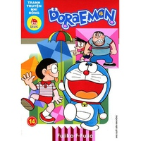 Truyện Tranh Nhi Đồng - Doraemon (Tập 10-18)