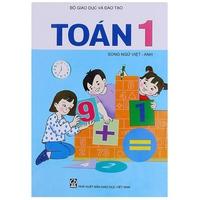 Sách Giáo Khoa Toán Song Ngữ (Lớp 1-5)