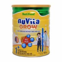 Sữa Nutifood Nuvita Grow 1+ 900g 1-3 tuổi
