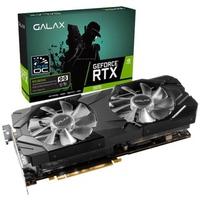 VGA GALAX GeForce RTX 2070 EX (1-Click OC) 8GB GDDR6