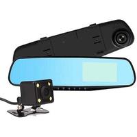 Camera hành trình 4.3'' 1080P tích hợp gương chiếu hậu