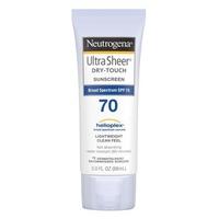 Kem chống nắng Neutrogena Ultra Sheer Dry Touch SPF70 (88ml)