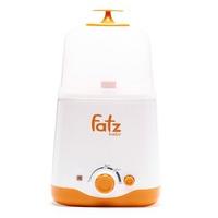 Máy hâm sữa Fatzbaby FB3011SL đa năng 2 bình cổ rộng