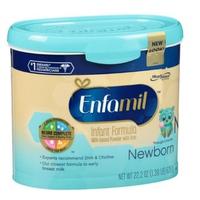 Sữa Enfamil infant Formula 629g dưới 1 tuổi