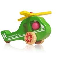 Đồ chơi gỗ Winwintoys 68272 - Máy bay trực thăng