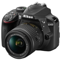 Máy ảnh Nikon D3400 Kit 18-55mm