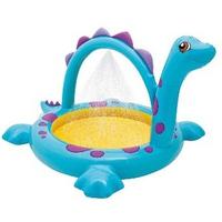 Bể bơi Intex hình khủng long phun nước 57437
