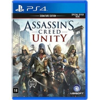 Đĩa game Sony Assassin's Creed Unity PS4