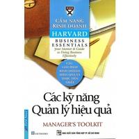 Cẩm Nang Kinh Doanh Harvard - Các Kỹ Năng Quản Lý Hiệu Quả