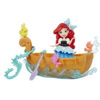 Đồ chơi Disney Princess B5339/B5338 Chiếc Thuyền Của Nàng Tiên Cá Mini