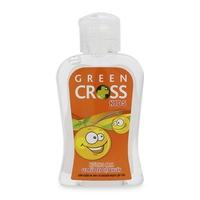 Gel rửa tay diệt khuẩn Green Cross Kids hương cam