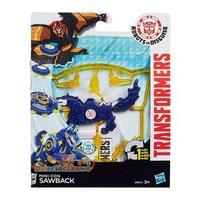 Mô hình Transformers - Robot vũ khí Minicon Sawback B1974/B0763