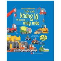 Big Book - Cuốn Sách Khổng Lồ Về Các Loại Máy Móc