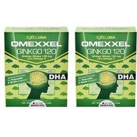 Thực Phẩm Chức Năng Viên Uống Hoạt Huyết Dưỡng Não Omexxel Ginkgo 120