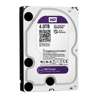 Ổ cứng HDD Western Digital 4TB Purple WD40PURX Series SATA3 for Camera
