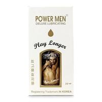 Gel bôi trơn kéo dài thời gian Power Men Play Longer 10ml