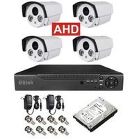 Bộ 4 Camera AHD Elitek ECA-50913