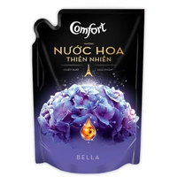 Nước xả vải Comfort hương nước hoa thiên nhiên Bella dạng túi