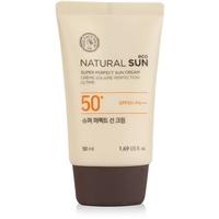 Kem Chống Nắng TheFaceShop Natural Sun Eco Super Perfect Sun Cream SPF50+ PA+++ 50ml