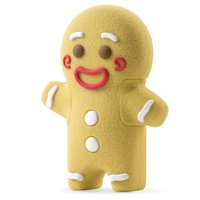 USB BONE Gingerman II 8GB