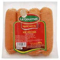 Xúc Xích Đức Le Gourmet