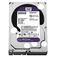 Ổ cứng HDD Western Digital Purple 500GB 3.5 Inch Sata 3