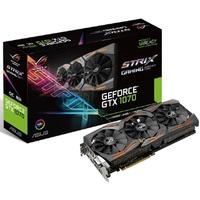 VGA Asus R.o.G Strix GTX 1070 OC Edition 8GB DDR5 (ROG STRIX-GTX1070-O8G-GAMING)