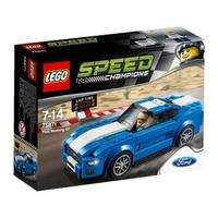 Mô Hình LEGO Speed Champions 75871 Xe Đua Ford Mustang Gt