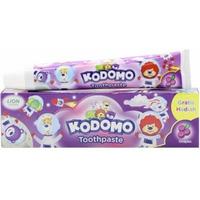 Kem đánh răng Kodomo hương nho