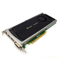 VGA NVIDIA Quadro 4000 2GB GDDR5