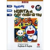 Doraemon Tranh Truyện Màu (Tập 6-11)