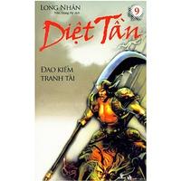 Diệt Tần (Tập 7-9)