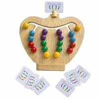 Đồ chơi gỗ Winwintoys 62212 - Trái Táo Tìm Đường