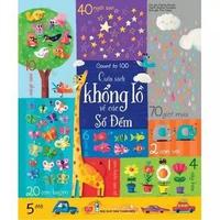 Count To 100 - Cuốn Sách Khổng Lồ Về Các Số Đếm
