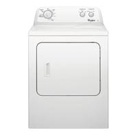 Máy sấy quần áo Whirlpool 3LWED4705FW 15kg