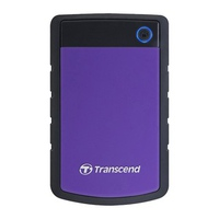 Ổ cứng di động HDD Transcend 3TB StorJet 25H3 Series USB 3.0
