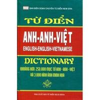 Từ Điển Anh - Anh - Việt (250000 Từ)