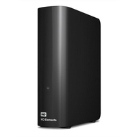 Ổ cứng di động HDD Western Digital 2TB Elements 3.5 Series USB 3.0 WDBWLG0020HBK
