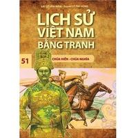 Lịch Sử Việt Nam Bằng Tranh (Tập 51-55)