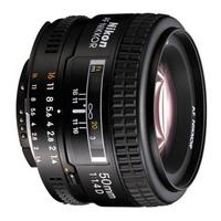Ống kính Nikon AF Nikkor 50mm F1.4D