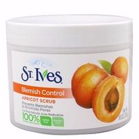 Tẩy tế bào chết toàn thân St.Ives Blemish Control Apricot Scrub 283g