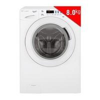 Máy giặt Candy GSV 138DH3-S 8kg