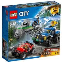 Mô hình Lego City 60172 - Cuộc truy đuổi vượt địa hình